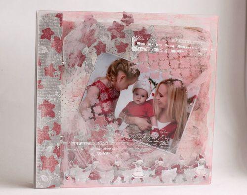 Masked Child's Love Album by Elena
