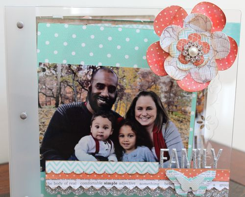 Family Album by Jennifer