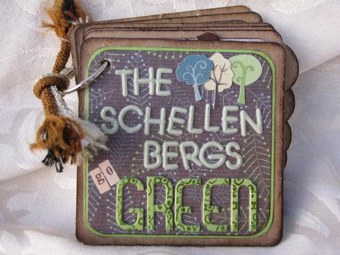 The Schellenbergs GO GREEN