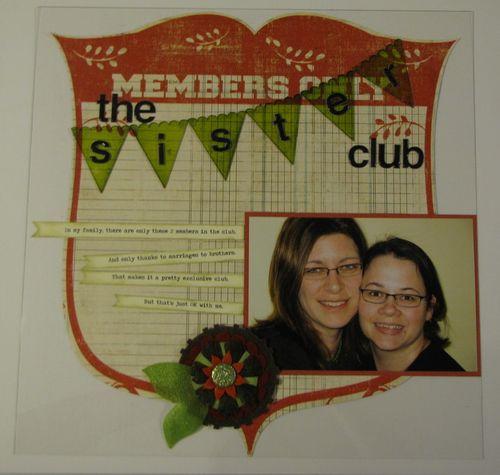 Sister Club
