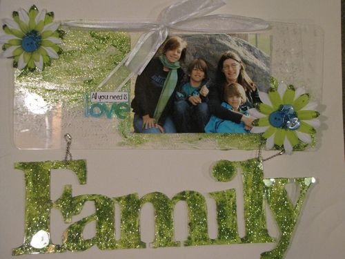 Family Wall Hanging