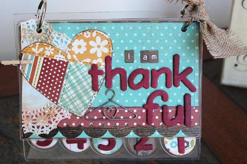 Thankful Stand Album by Jennifer