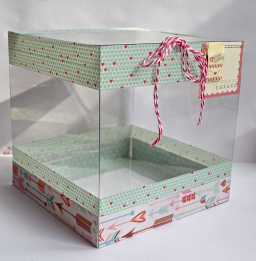 Valentines Day Box by Pinky