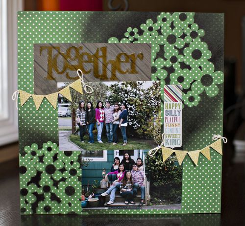 Together Layout by Adora