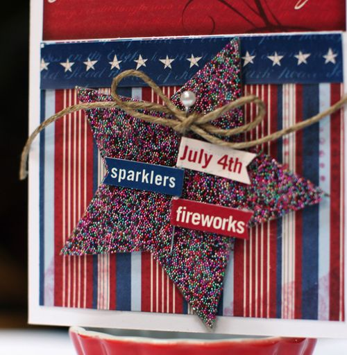 4th of July card