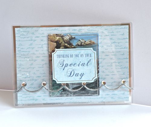 Special Day Card by Pinky