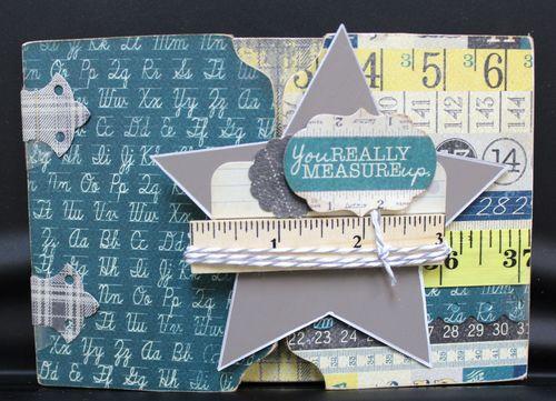 Measure Up Card by Jennifer