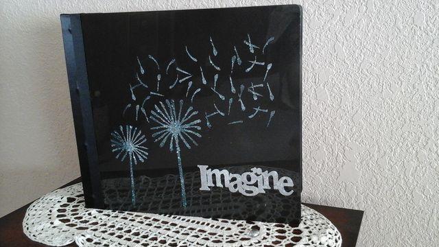 Imagine Top Load Acrylic Album