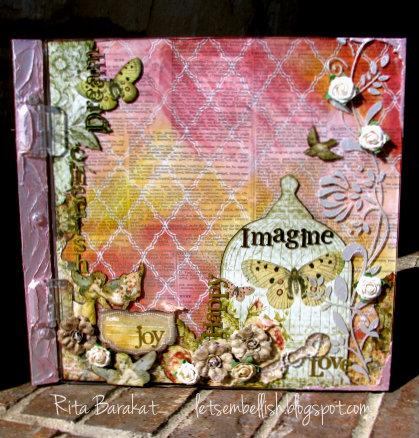Imagine Album by Rita