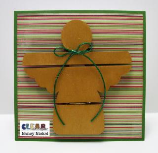 Angel Mini Pallet Card