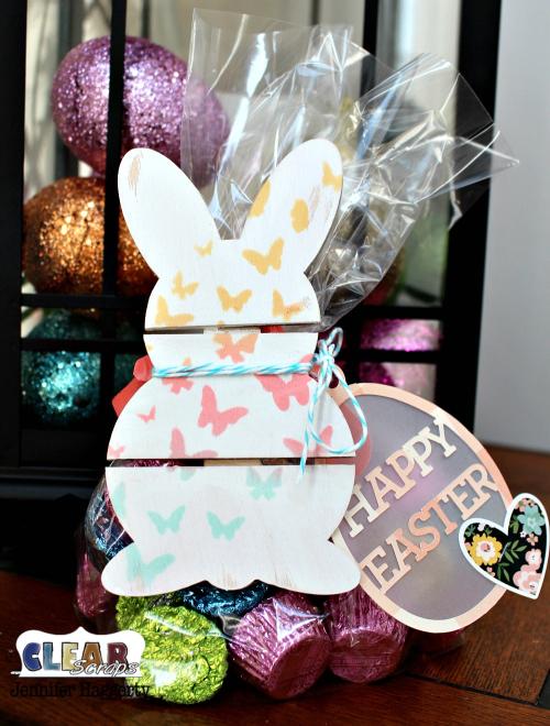 Bunny Mini Pallet Shape
