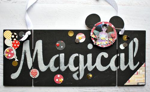 Magical Pallet