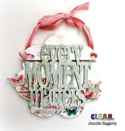Every Moment Matters Pallet